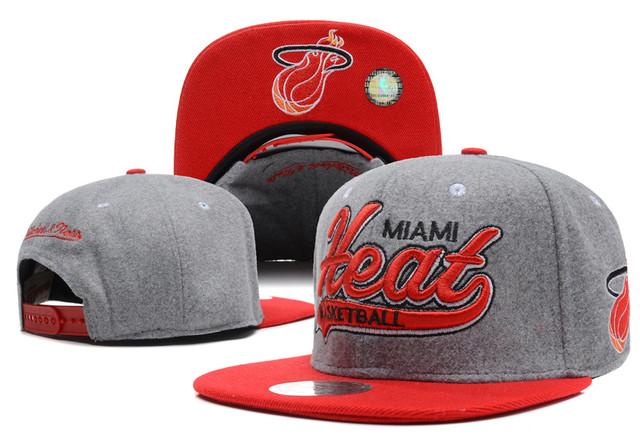 Кепки NBA Miami Heat