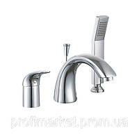Смеситель для ванны врезной Aqua Rodos Umbra 95908