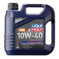 Liqui Moly Optimal Diesel SAE 10W-40 , 4л. (3934)