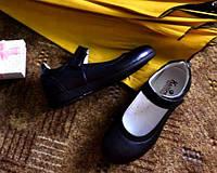 Детские школьние туфли для девочки 28-30