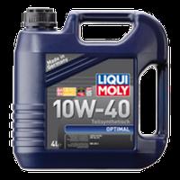 Liqui Moly Optimal SAE 10W-40, 4л. (3930)