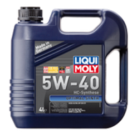 Liqui Moly Optimal Synth SAE 5W-40, 4л. (3926)