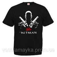"Футболка ""Hitman (Хитмэн)"""