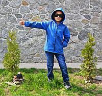 """Детская ветровка """"Мегаполис"""" для мальчика и девочки рост 98,104,110,116"""