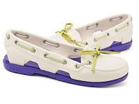 Шлепки Сrocs Beach Line Boat Shoe KR-10002-4