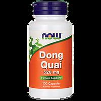 Донг Куэй / Dong Quai / Дудник китайский/ Дягиль лекарственный, 520 мг 100 капсул