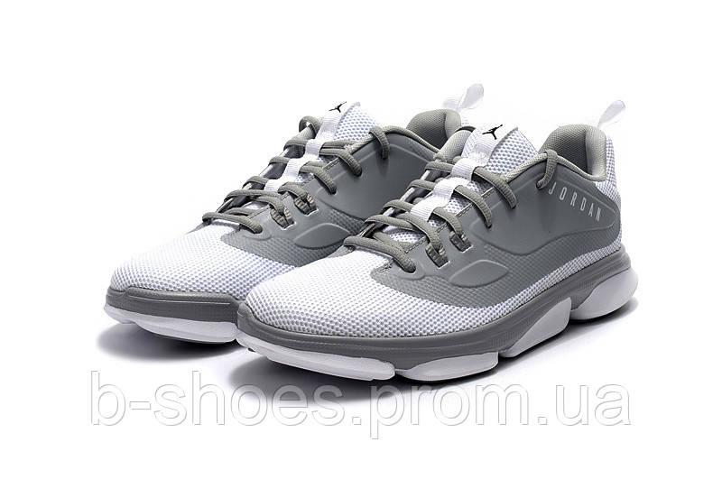 Мужские кроссовки Air Jordan Impact TR (White/Grey)