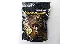 Бойлы Traper Ultra 12мм 500гр Клубника