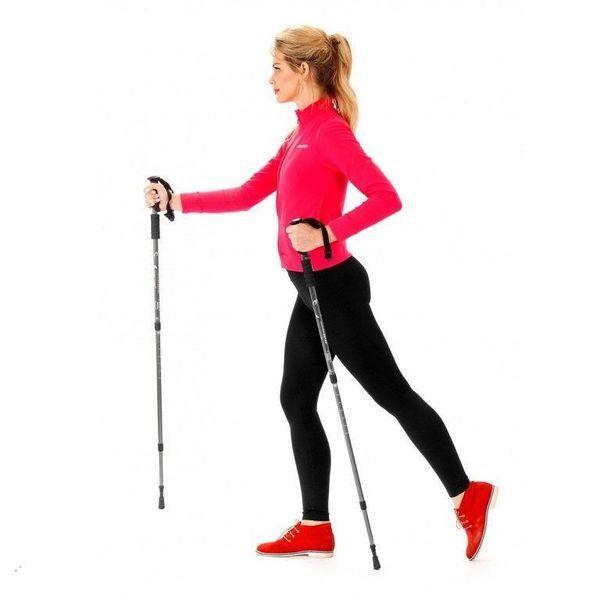Палки для скандинавской ходьбы (2 шт.) - тренажер для рук