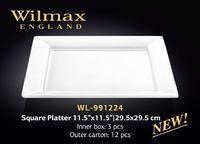 Блюдо квадратное 31х31см Wilmax WL-992683