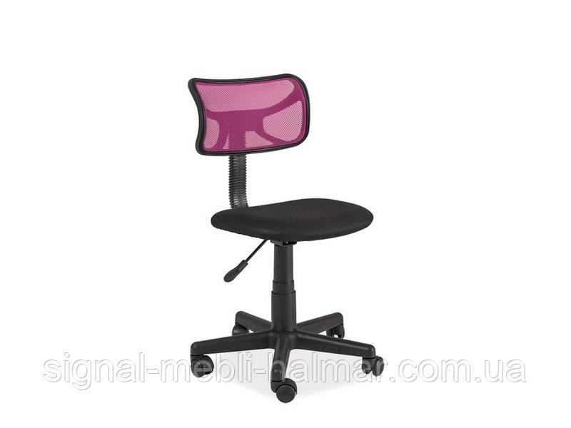 Компьютерное кресло Q-014 signal (розовый)