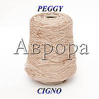 PEGGY Cigno (вискоза,  260 м/100г)