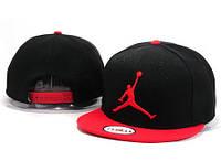 Кепка с прямым козырьком NBA Jordan