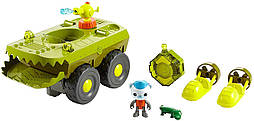 Машина Октонавты Gup-K большая на дистанционном управлении Fisher-Price Octonauts Remote Control Gup-K