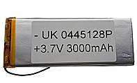 Polymer battery 0445128P (3000mAh)