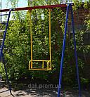 Гойдалки одномісні +сходи. Ігровий комплекс., фото 5