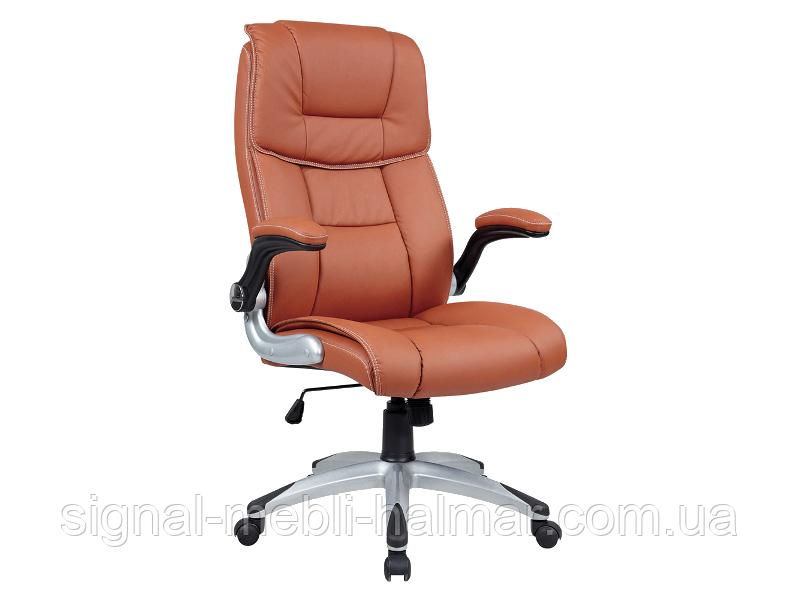 Компьютерное кресло Q-021 signal (коричневый)