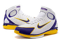 Кроссовки Nike Huarache 2k4 (Lakers), фото 1