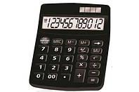 Калькулятор (ASSISTANT 2320),12-ти разрядный дисплей,встроенная батарея