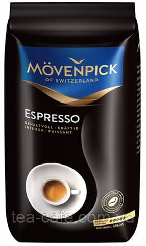 Кофе Movenpick Cafe Espresso зерно 500г.