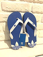 Мужские сланцы Adidas (Blue)
