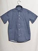 Школьная рубашка Стиль