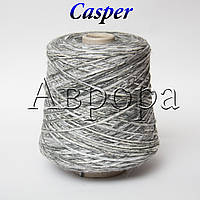 Casper Antracite  (50% лен, 50 вискоза, 140/100г)