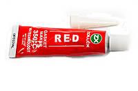 Герметик прокладочный (красный) Zollex 25г