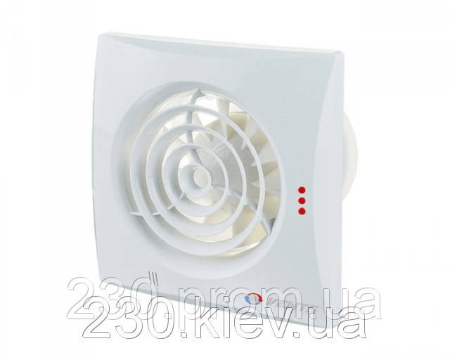 Вентилятор Вентс 150 Квайт В с выключателм шнурковым
