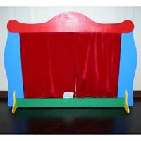 Кукольный театр  ширма (настольная)