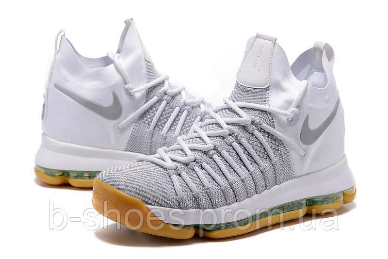 Мужские баскетбольные кроссовки Nike KD 9 Elite (Ivory)