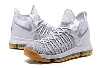 Мужские баскетбольные кроссовки Nike KD 9 Elite (Ivory), фото 1