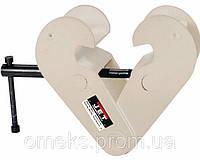 Зажим для балки и тали JET JBС-1 грузоподъемность 1 т ширина балки 75-220мм, вес 6кг MTG