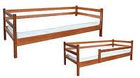 Односпальная кровать Соня из натурального дерева