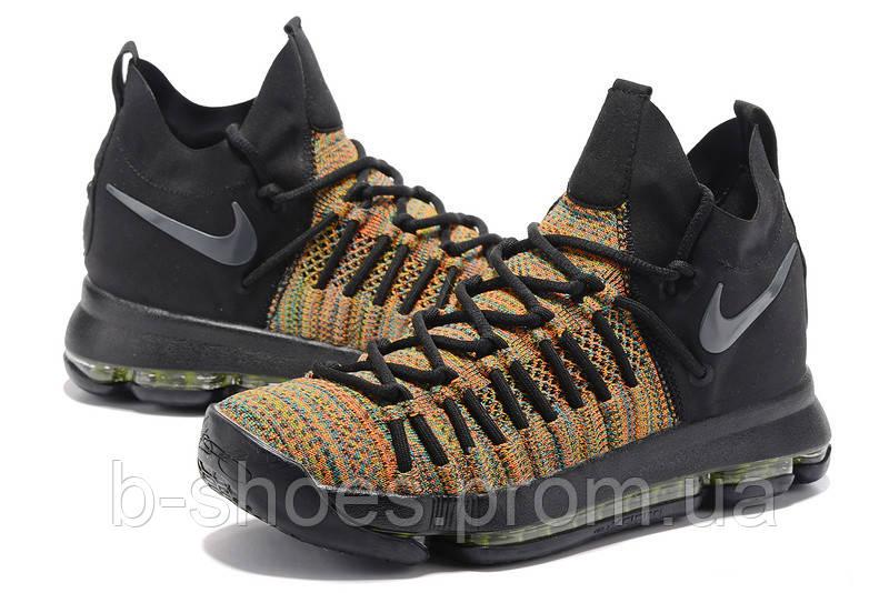 Мужские баскетбольные кроссовки Nike KD 9 Elite (Multi-Color)