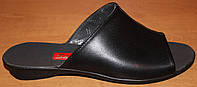 Сабо женские кожаные на маленькой платформе, женская обувь оптом от производителя модель СТЛ24