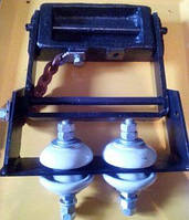 Токосъёмник крановый ТК-3В-2МУ2 (ТК-9Б) 630А, L=320