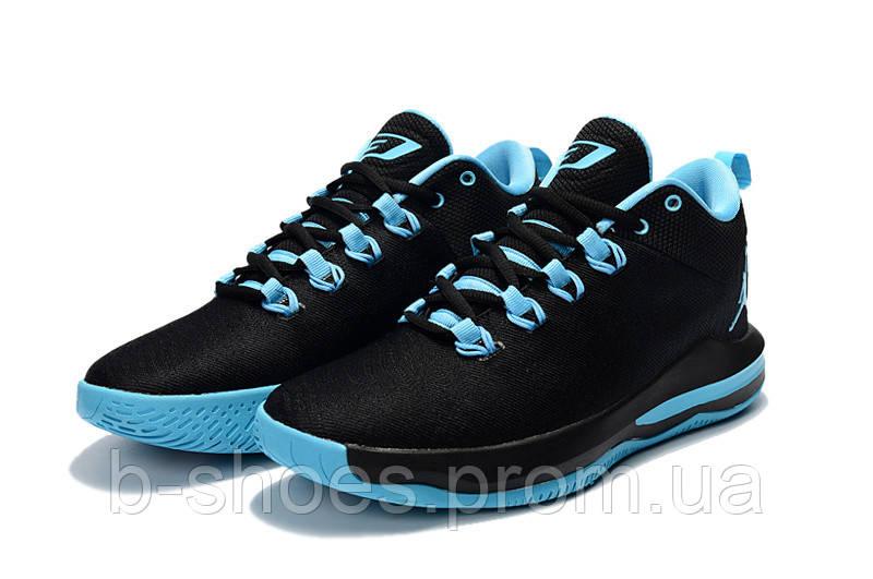 Мужские кроссовки Air Jordan CP3 X (Black/Blue)