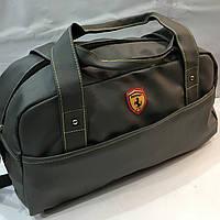 Спортивно-дорожная сумка   Ferrari. Сумка. Дорожная сумка. Модная дорожная сумка. Стильная сумка. оптом