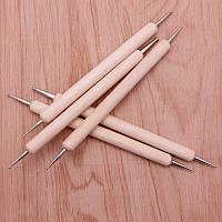 Дотсы, набор из 5 шт - для рисования на ногтях