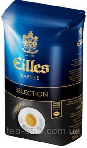 Кофе EILLES  Selection Espresso зерно 500г