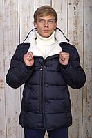 Куртка чоловіча зимова синя Avecs AV-70119 Розміри 50/L 54/2XL