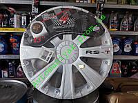 Колпаки автомобильные колесные Argo RST White R13