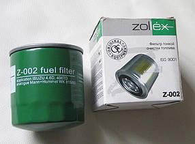 Фильтр топливный Zollex Богдан Z-002