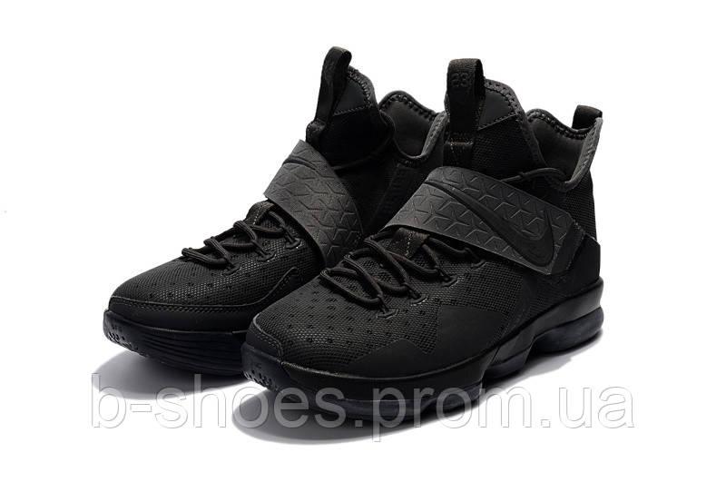 Мужские баскетбольные кроссовки Nike LeBron 14 (Zero Dark 30)