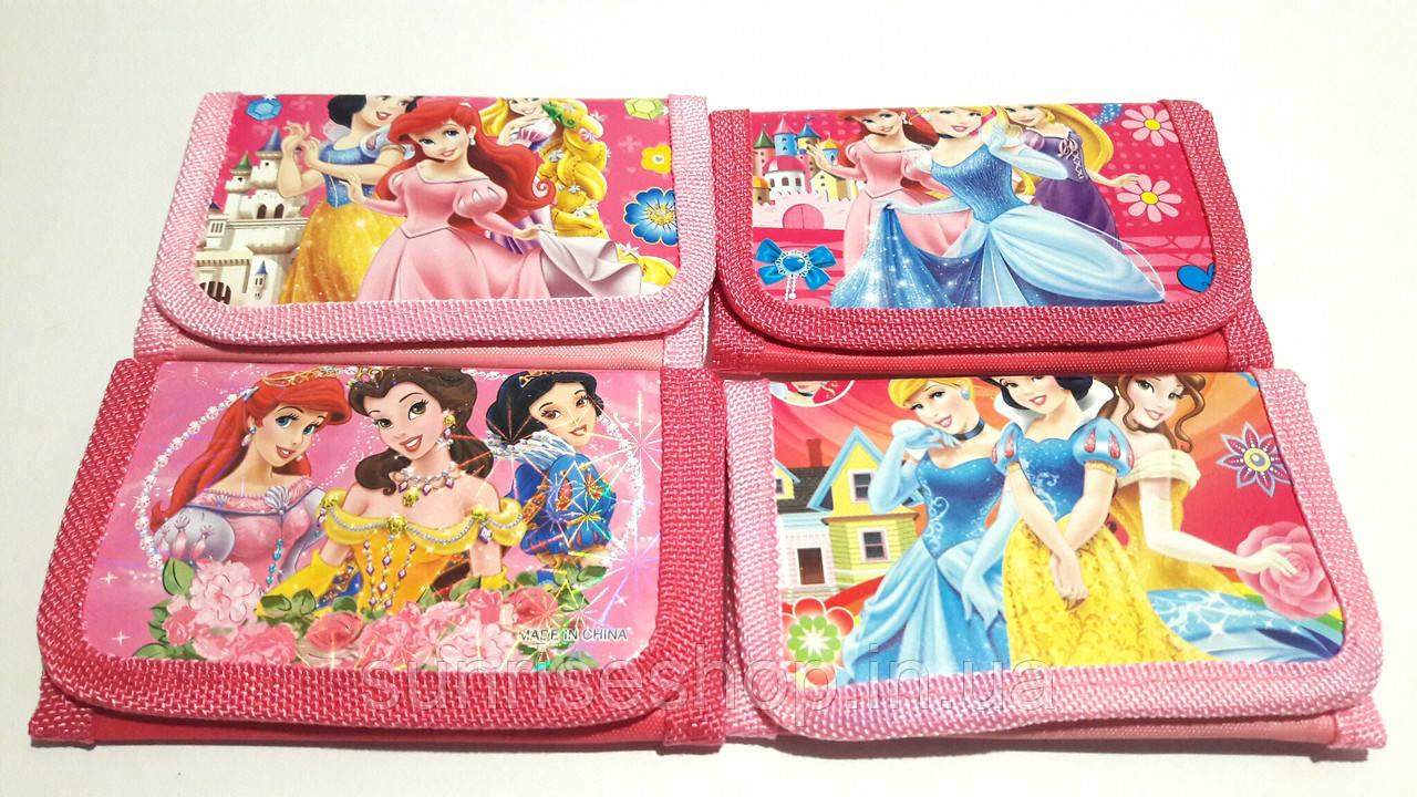 """Дитячий гаманець """"Принцеси Дісней"""""""