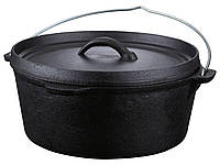 Казан чугунный Peterhof Camper PH-15806-20 (20см, 2.5л)