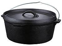 Казан чугунный Peterhof Camper PH-15806-25 (25см, 3.6л)