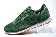 Кроссовки мужские Reebok Classic Leather Nylon Mesh, Green