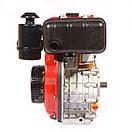 Двигун дизельний Weima WM178F (6,0 л. з, під шліц), фото 3